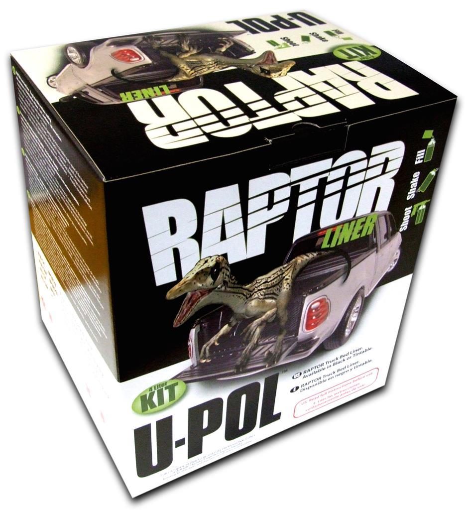 Raptor ute liner 1l bottles 1l kits 2l kits 4l kits 5l base 5l hardener raptor nvjuhfo Images